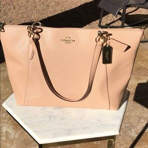 Coach Tote and Wristlet